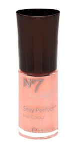 No7 Perfect Nail Colour - Tip Toes
