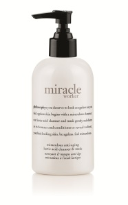 Miracle Worker Anti-aging lactic acid cleanser & mask €36.80 £29.00