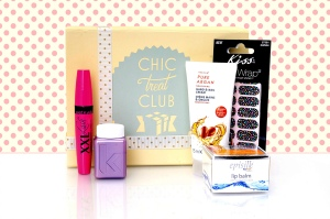 Chic Treat Club 1st Box January