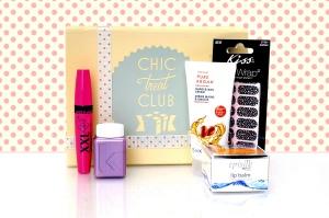 Chic Treat Club 1st Box January