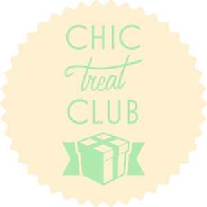 Chic Treat Club Logo COL1