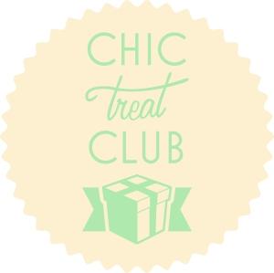 Chic Treat Club Logo COL1