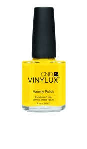 CND Vinylux BicycleYellow