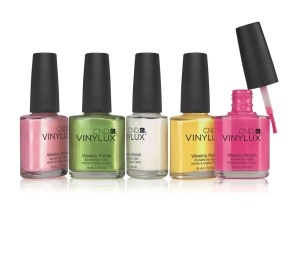 CND Vinylux Group Shot