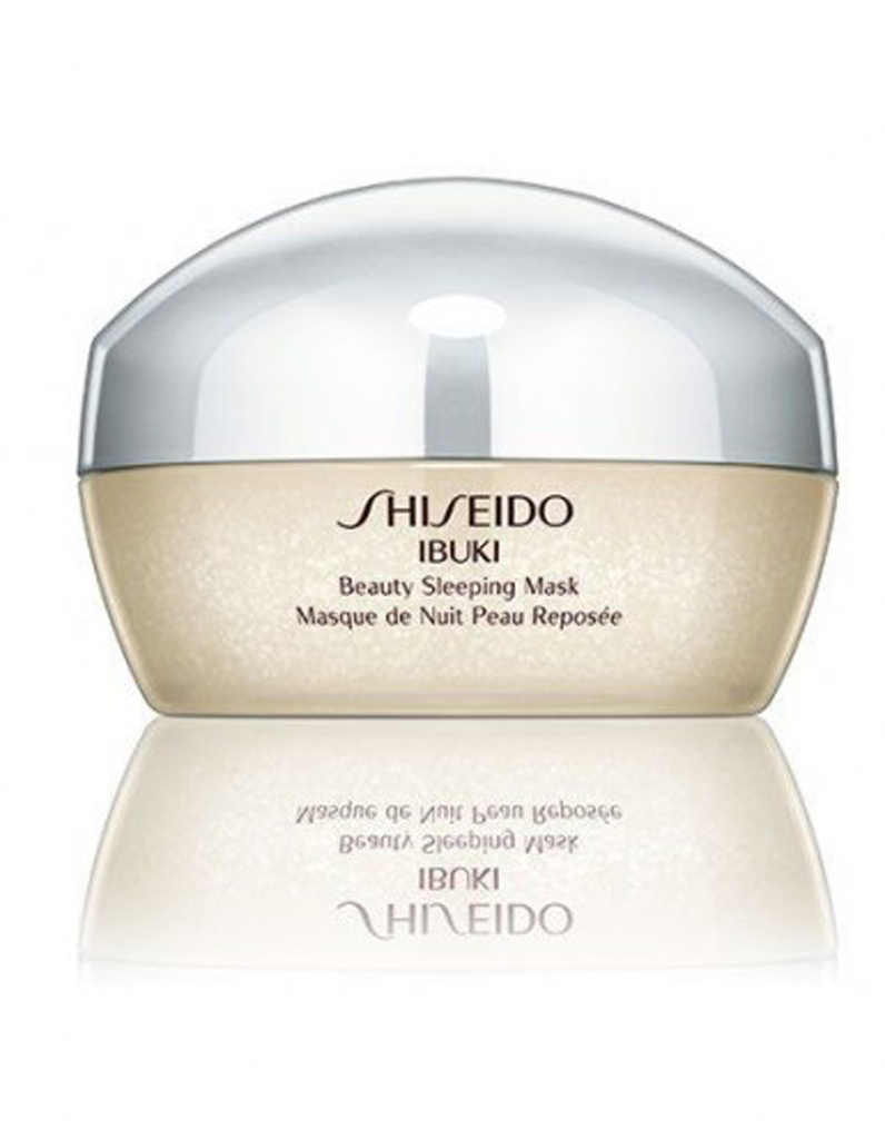 Beauty-Sleeping-mask-Ibuki-Shiseido-42