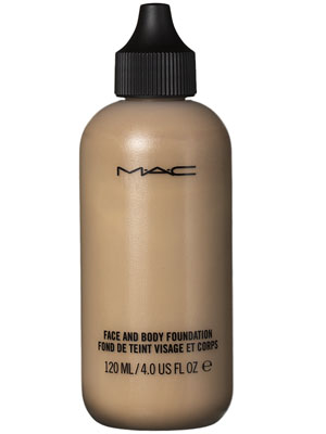 M.A.C. Face & Body Foundation