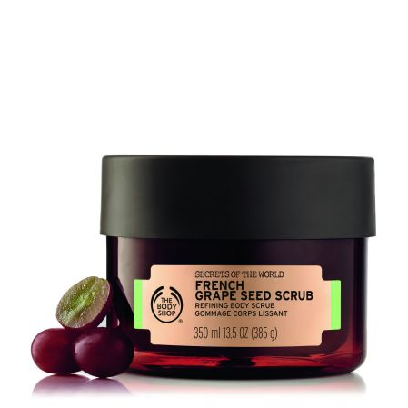 FRENCH GRAPE BODY SCRUB 350ML_SILV_PCK
