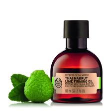 THAI MAKRUT LIME BODY OIL 170ML_SILV_PCK