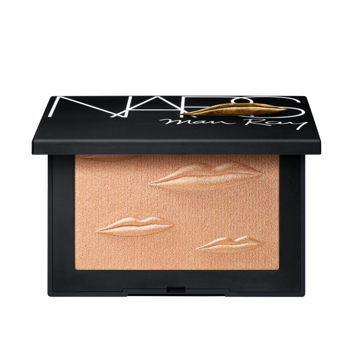 Man Ray for NARS Holiday Collection - Double Take Overexposed Glow Highlighter - jpeg