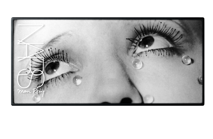 Man Ray for NARS Holiday Collection - Glass Tears Eyeshadow Palette Closed - jpeg