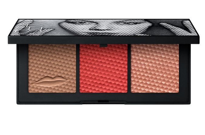 Man Ray for NARS Holiday Collection - The Veil Cheek Palette - jpeg