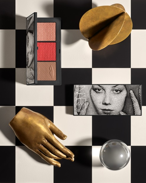 Man Ray for NARS Holiday Stylized Image - The Veil Face Palette - jpeg