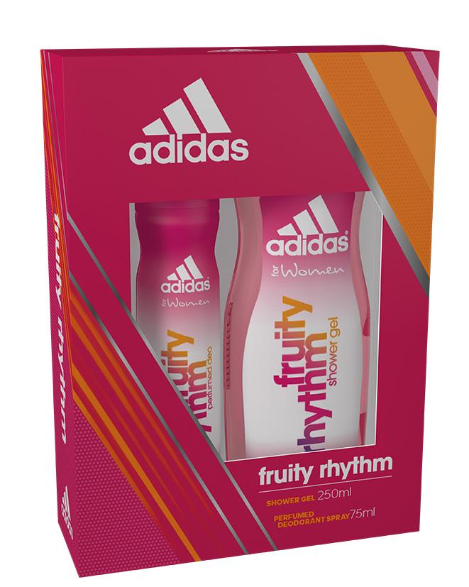 Adidas Fruity Rhythm BS 75ML + SG 250ML