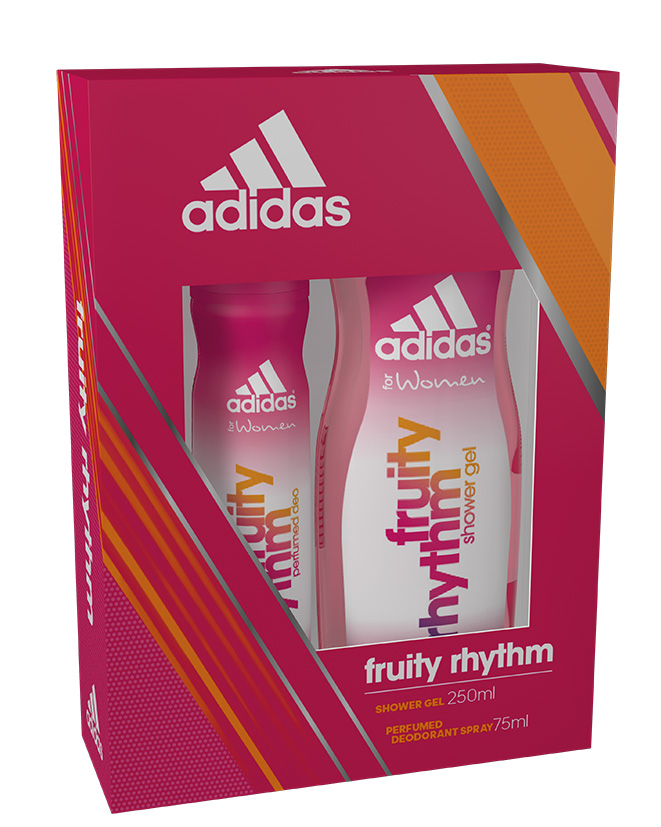 Adidas Fruity Rhythm BS 75ML + SG 250ML
