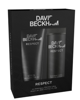 Beckham Respect BS 150ML + HBW 200ML