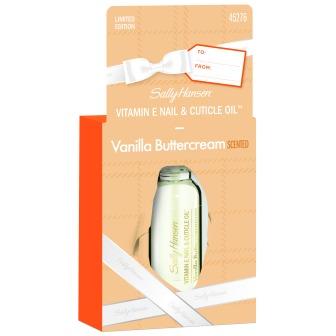 Sally Hansen Cutilce Oil Vanilla Buttercream Scented_Limited Edition €7.99_box