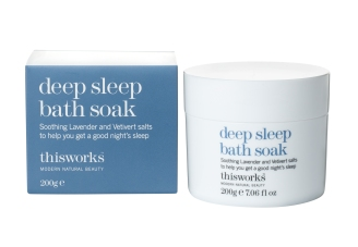 this works deep sleep bath soak EUR29.00