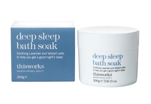 this works deep sleep bath soak EUR29.00