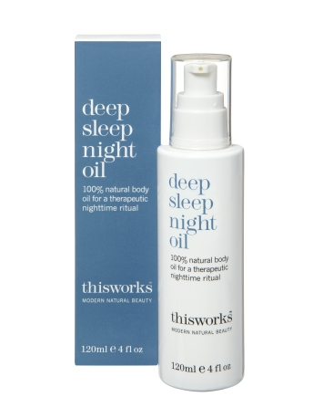 this works deep sleep night oil EUR33