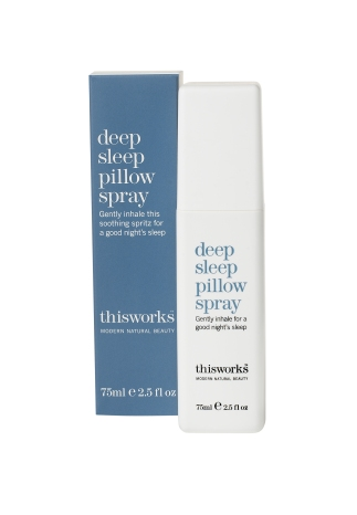 This Works deep sleep pillow spray EUR22.00